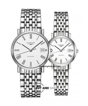 Đồng hồ đôi Longines L4.809.4.11.6 và L4.309.4.11.6