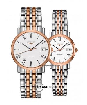 Đồng hồ đôi Longines L4.809.5.11.7 và L4.309.5.11.7