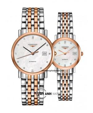 Đồng hồ đôi Longines L4.809.5.87.7 và L4.309.5.87.7