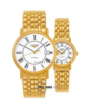 Đồng hồ đôi Longines L4.921.2.11.8 và L4.321.2.11.8