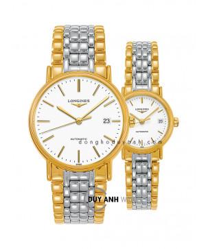 Đồng hồ đôi Longines L4.921.2.12.7 và L4.321.2.12.7