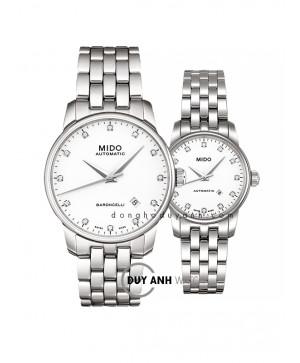 Đồng hồ đôi MIDO M8600.4.66.1 và M7600.4.66.1