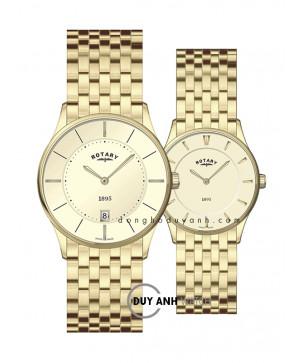Đồng hồ đôi Rotary GB08203/03 và LB08203/03