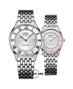 Đồng hồ đôi Rotary GB90800/01 và LB90800/07