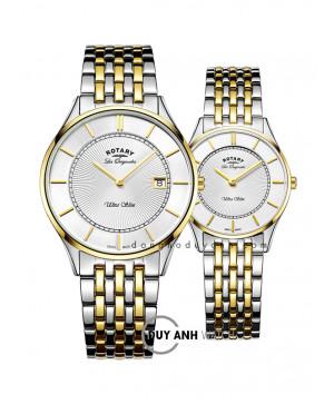 Đồng hồ đôi Rotary GB90801/02 và LB90801/41