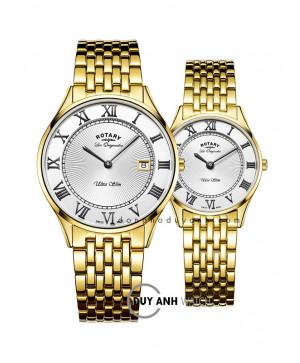 Đồng hồ đôi Rotary GB90803/01 và LB90803/01