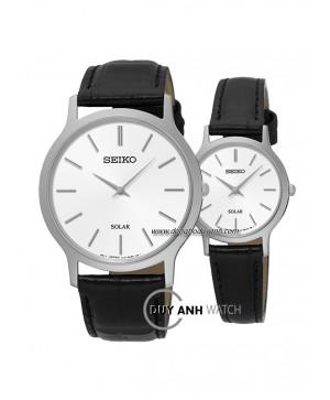 Đồng hồ đôi Seiko SUP873P1 và SUP299P1