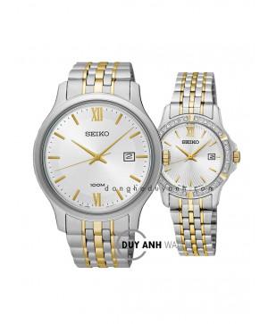 Đồng hồ đôi Seiko SUR223P1 và SUR732P1