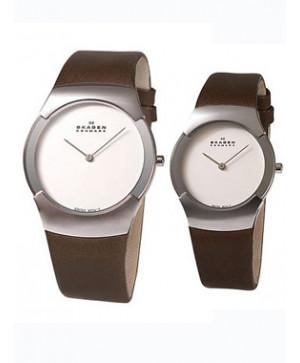 Đồng hồ đôi Skagen 582XLSL và 582SSL