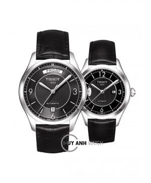 Đồng hồ đôi Tissot T038.430.16.057.00 và T038.207.16.057.00