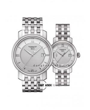 Đồng hồ đôi Tissot T097.410.11.038.00 và T097.010.11.038.00