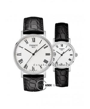 Đồng hồ đôi Tissot T109.410.16.033.01 và T109.210.16.033.00