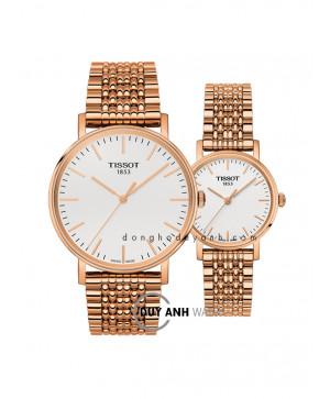 Đồng hồ đôi Tissot T109.410.33.031.00 và T109.210.33.031.00
