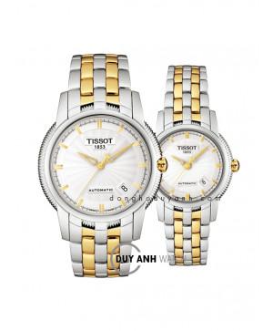 Đồng hồ đôi Tissot T97.2.483.31 và T97.2.183.31