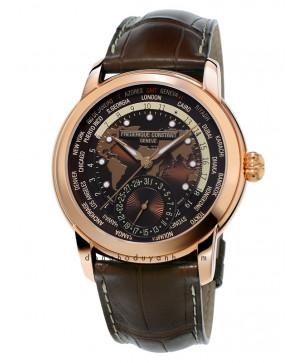 Đồng hồ Frederique Constant Manufacture Worldtimer FC-718BRWM4H4