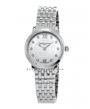 Đồng hồ Frederique Constant Slimline FC-200WHDSD6B