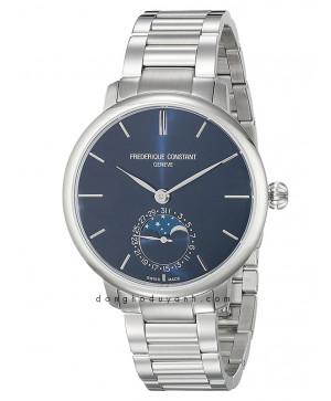 Đồng hồ Frederique Constant Slimline Moonphase FC-703N3S6B