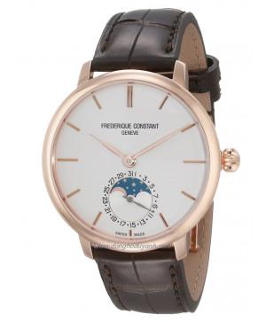 Đồng hồ Frederique Constant Slimline Moonphase FC-703V3S4