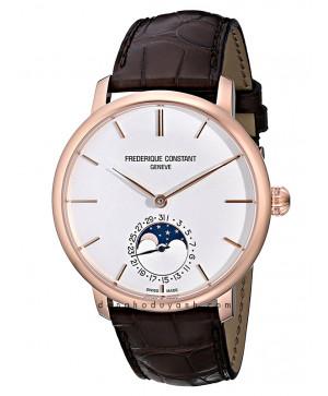 Đồng hồ Frederique Constant Slimline Moonphase FC-705V4S4