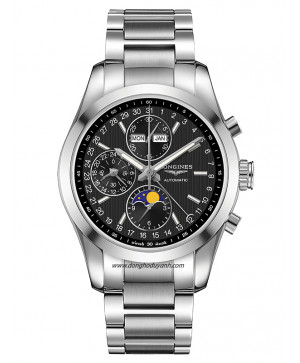 Đồng hồ Longines Conquest Classic L2.798.4.52.6