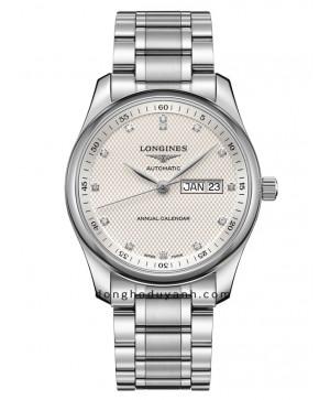 Đồng hồ Longines Master Annual Calendar L2.910.4.77.6