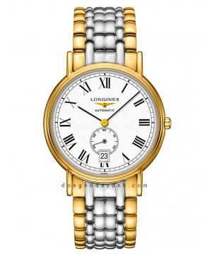 Đồng hồ Longines Presence Small Seconds L4.805.2.11.7