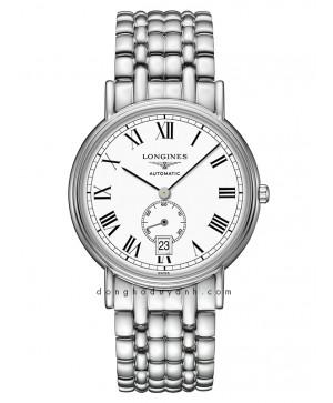 Đồng hồ Longines Presence Small Seconds L4.805.4.11.6
