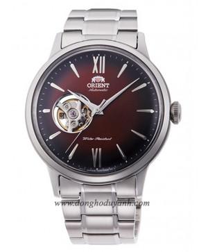 Đồng hồ Orient Bambino Open Heart RA-AG0027Y10B