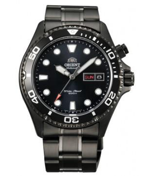 Đồng hồ Orient Diver Ray Raven FEM65007B9