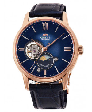 Đồng hồ Orient Sun And Moon RA-AS0006L00B