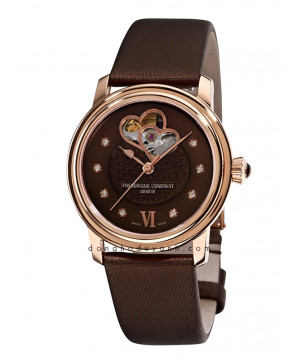 Frederique Constant Double Heart Beat FC-310CDHB2P4