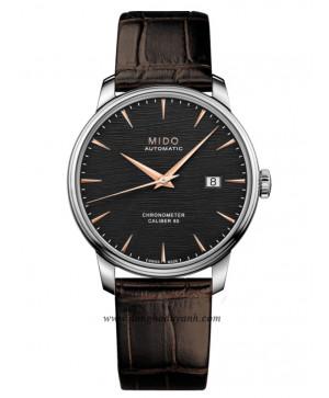 Mido Baroncelli Chronometer Silicon M027.408.16.061.00