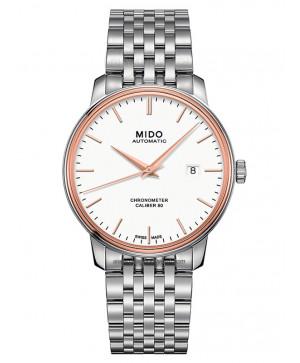 Mido Baroncelli III Automatic Chronometer 80 M027.408.41.011.00