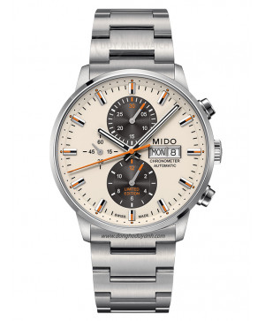 MIDO Commander II Limited Edition M016.415.11.261.00