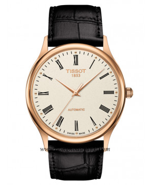 TISSOT EXCELLENCE AUTOMATIC 18K GOLD T926.407.76.263.00