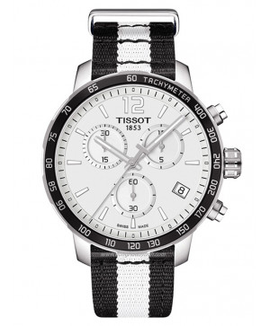 Tissot Quickster Chronograph Nba Brooklyn Nets T095.417.17.037.11
