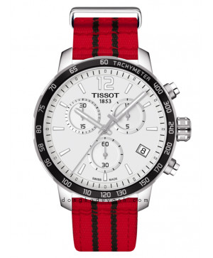Tissot Quickster Special Edition Chicago Bulls T095.417.17.037.04