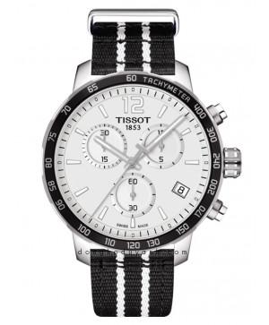 Tissot Quickster Special Edition San Antonio Spurs T095.417.17.037.07