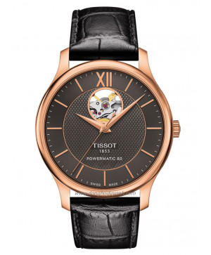 Tissot Tradition Open Heart T063.907.36.068.00