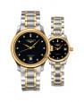 Đồng hồ đôi Longines L2.628.5.57.7 và L2.128.5.57.7 small