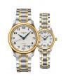Đồng hồ đôi Longines L2.628.5.78.7 và L2.128.5.78.7 small