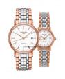 Đồng hồ đôi Longines L4.921.1.12.7 và L4.321.1.12.7 small