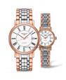 Đồng hồ đôi Longines L4.921.1.11.7 và L4.321.1.11.7 small