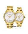 Đồng hồ đôi Tissot T101.410.33.031.00 và T101.210.33.031.00 small