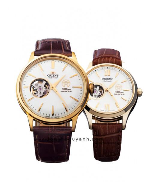 Đồng hồ đôi Orient RA-AG0430S00B và RA-AG0726S00B