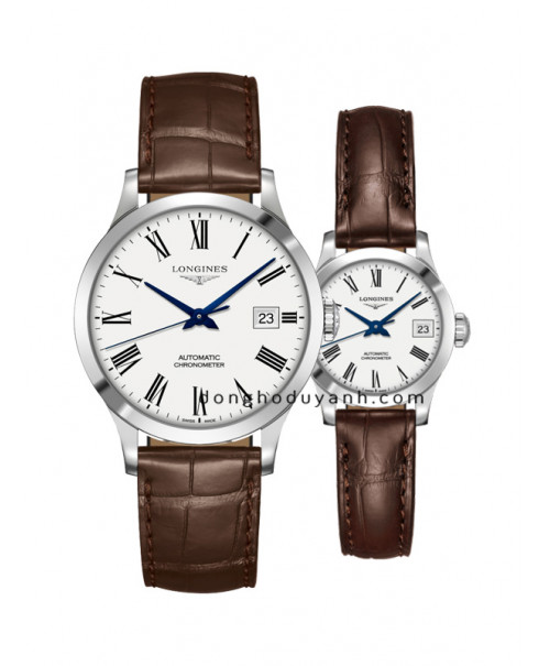 Đồng hồ đôi Longines L2.820.4.11.2 và L2.320.4.11.2
