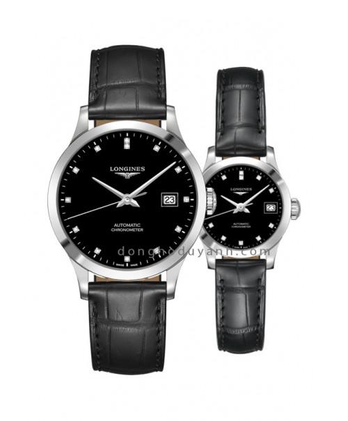 Đồng hồ đôi Longines L2.820.4.57.2 và L2.320.4.57.2