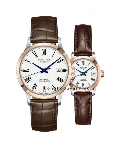 Đồng hồ đôi Longines L2.820.5.11.2 và L2.320.5.11.2