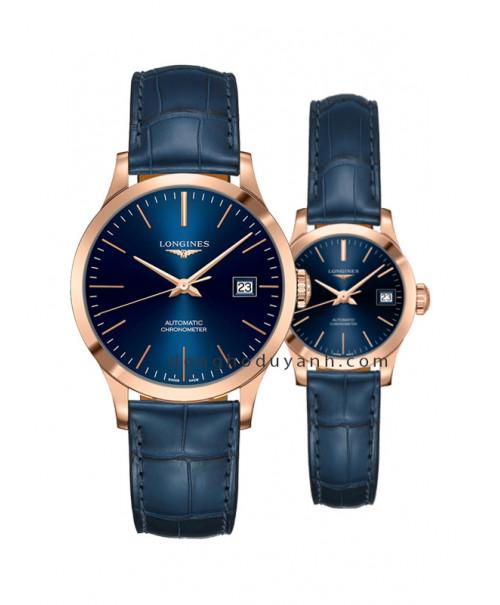 Đồng hồ đôi Longines L2.820.8.92.2 và L2.320.8.92.2