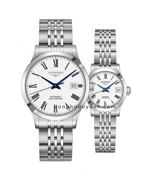 Đồng hồ đôi Longines L2.820.4.11.6 và L2.320.4.11.6